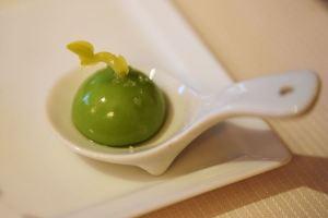 Peas dome