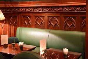 Décoration du Duke's Bar