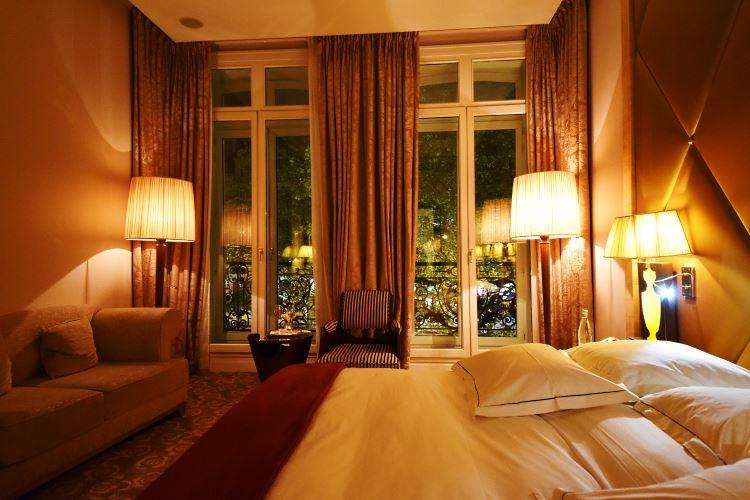 Room Fouquet's Barrière