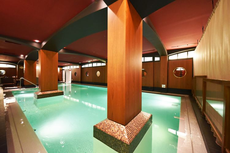 Piscine Fouquet's Paris