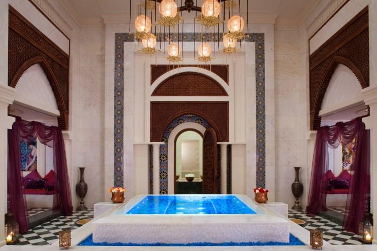 Jumeirah Zabeel Saray - Talise Ottoman Spa - Hammam