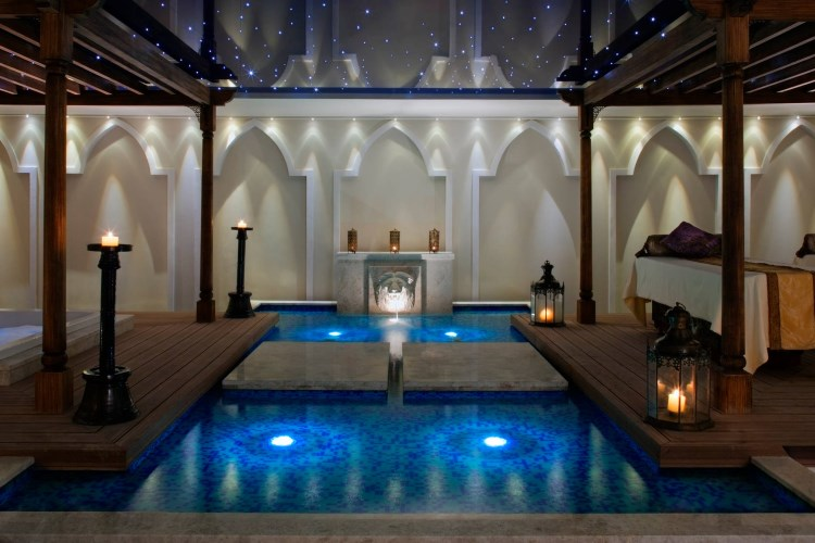 Talise Ottoman Spa - Treatment Room - Jumeirah Zabeel Saray