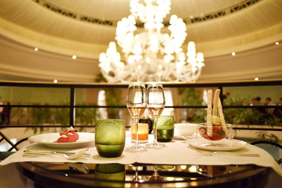 La Bauhinia desserts Paris