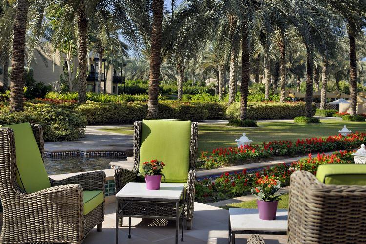 Royal Mirage Dubai Residence & Spa Terrace