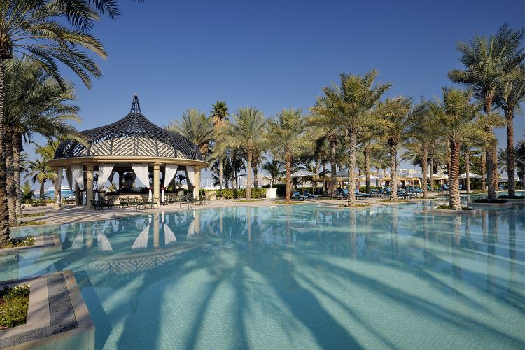 Royal Mirage Dubai The Palace Grand Pool
