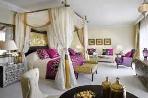 Royal Gold Suite au Palace