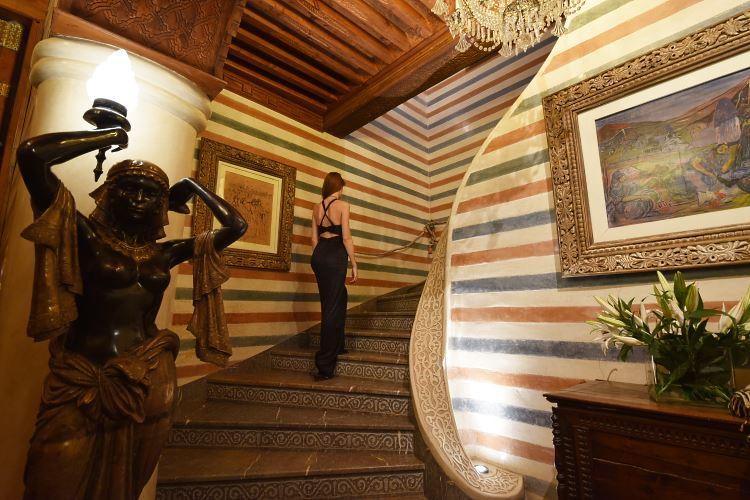 Bash dress Hotel La Sultana Marrakesh