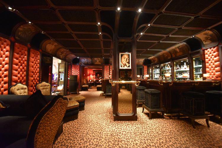 Churchill bar La Mamounia Marrakesh