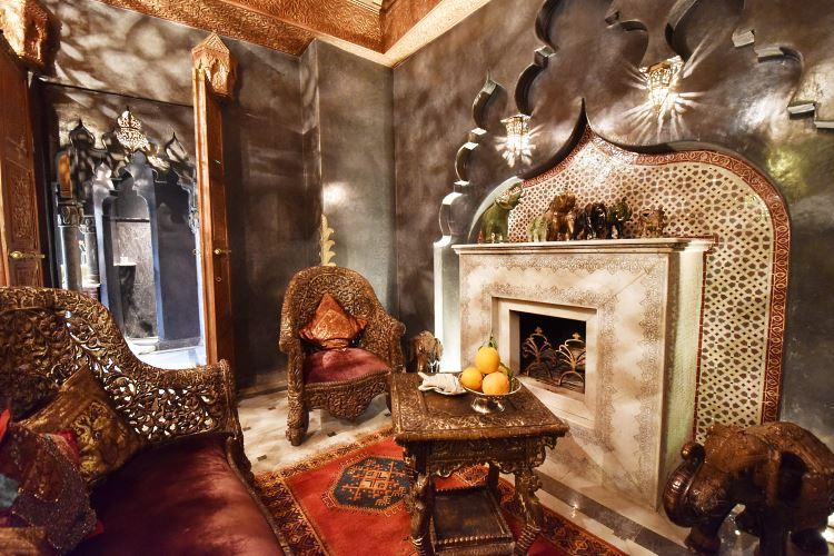 hôtel de luxe la sultana marrakech