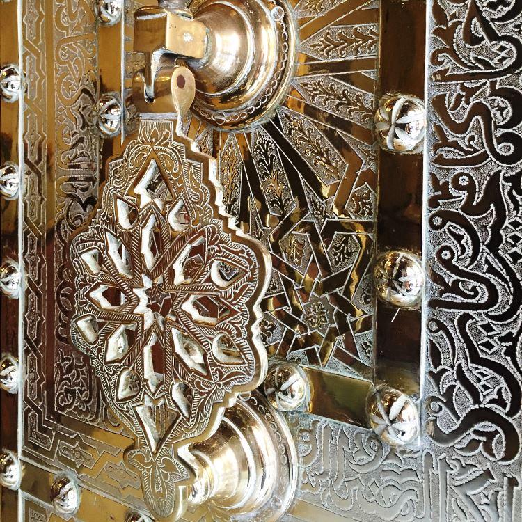 Hotel La Sultana Marrakesh entrance