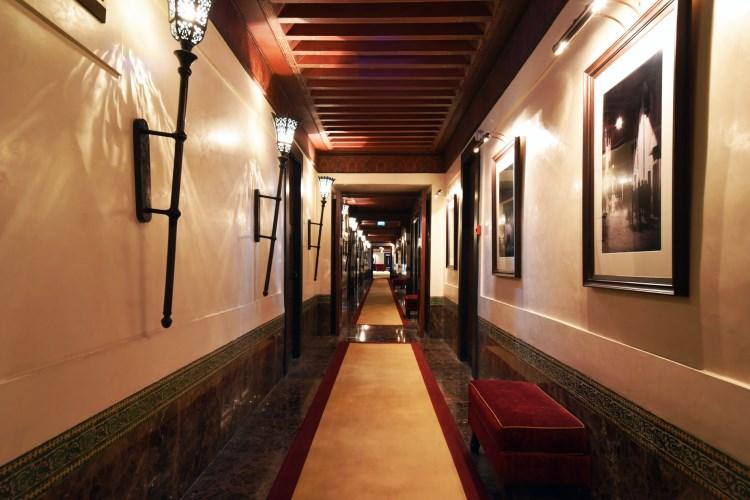 La Mamounia Marrakesh Corridor
