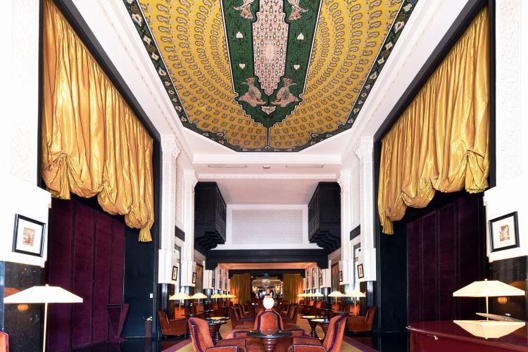 La Mamounia Marrakesh bar