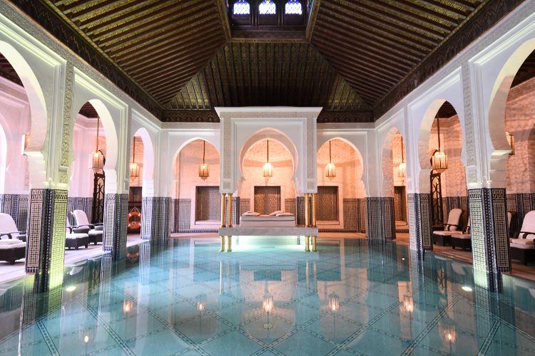 la mamounia marrakesh executive suite hotel review. Black Bedroom Furniture Sets. Home Design Ideas