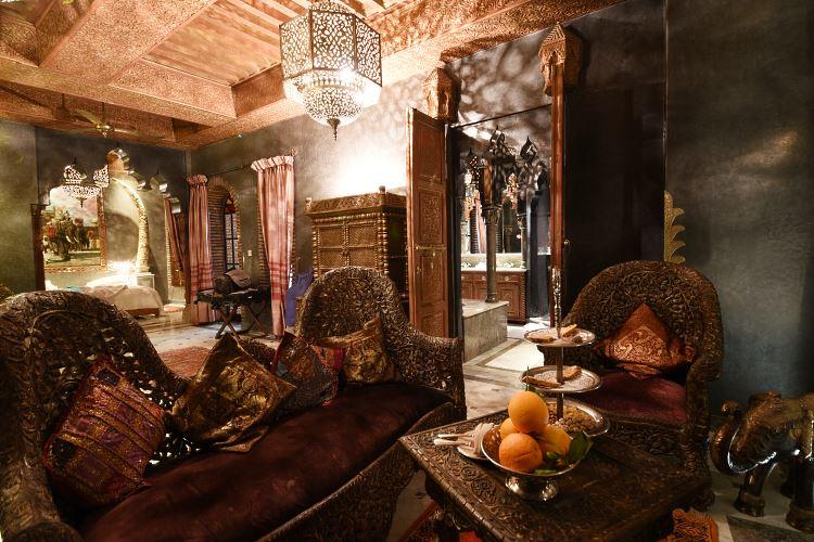 La Sultana Marrakesh Suite Elephant