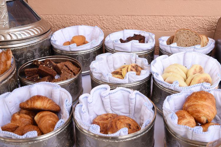 La Sultana Marrakesh breakfast