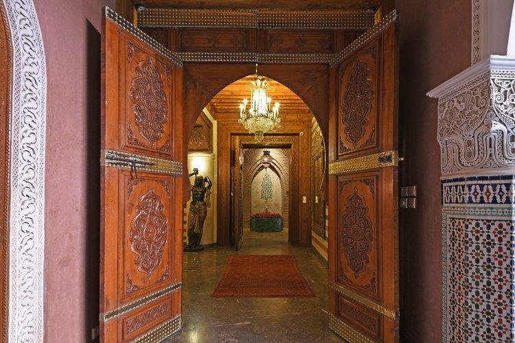 La Sultana Marrakesh riad decor