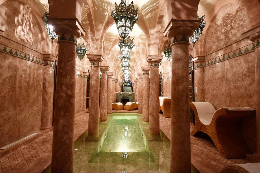 La Sultana Marrakesh spa