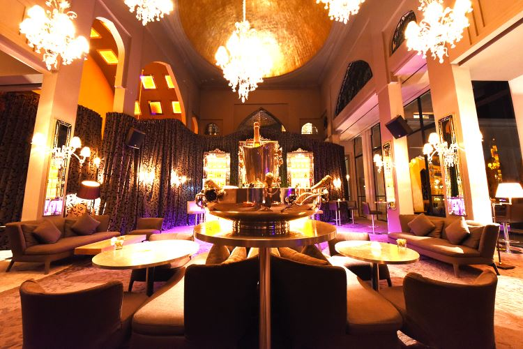 Palais Namaskar Marrakesh bar