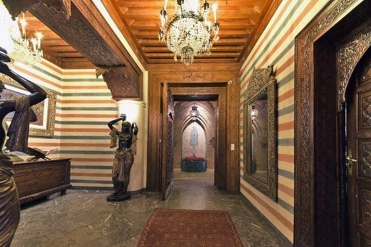 Riad decoration La Sultana Marrakesh