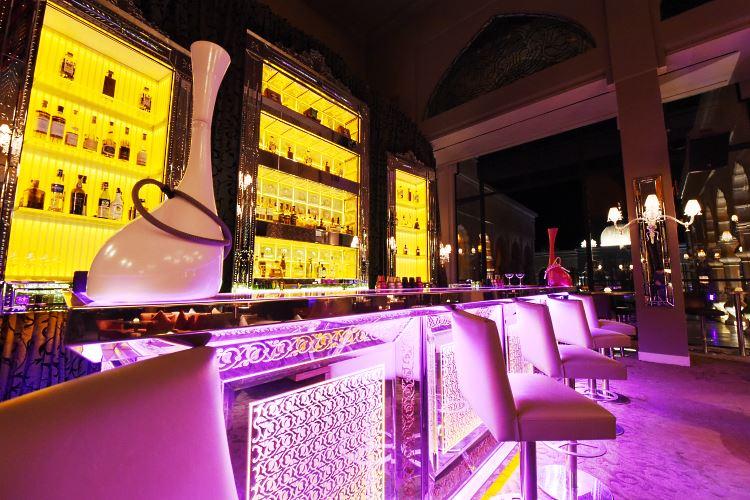bar Palais Namaskar Marrakesh