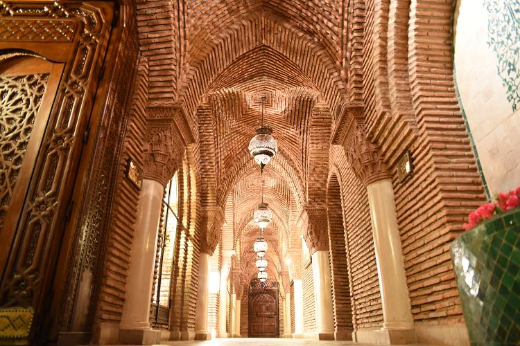 corridor Marrakesh La Sultana