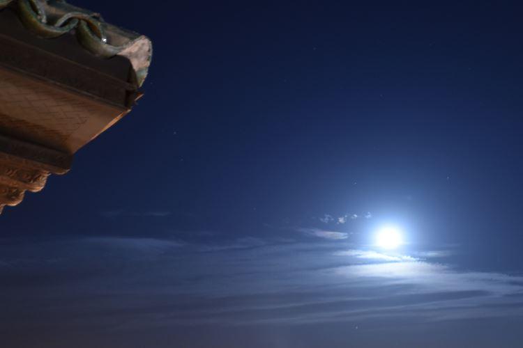 Moonlight over Marrakesh