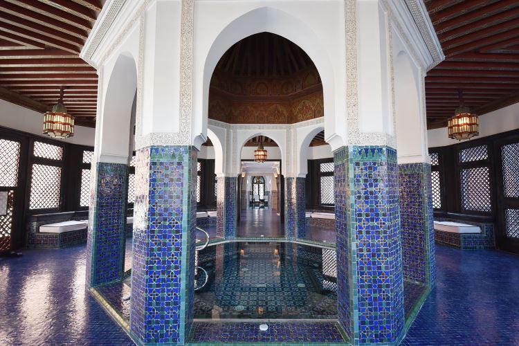 Jacuzzi La Mamounia Marrakesh