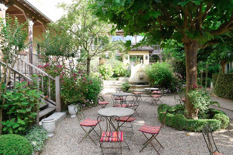 Jardin Les Etangs de Corot