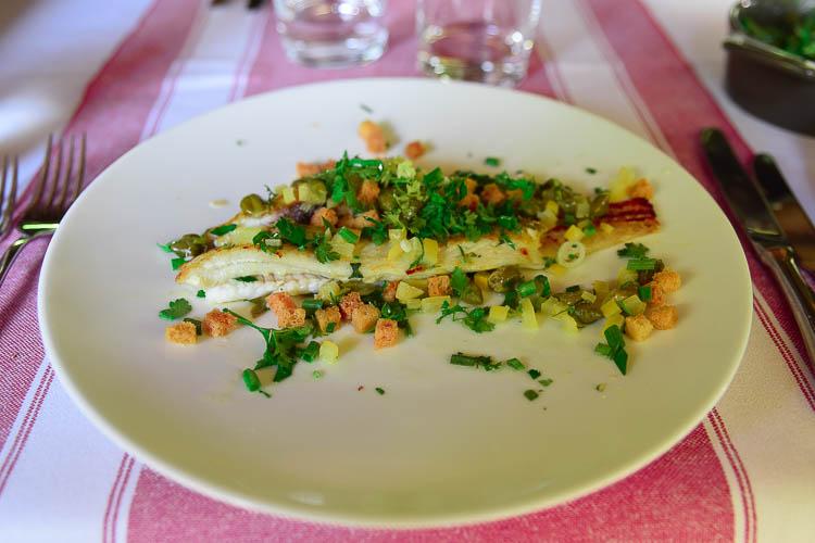 Les Paillottes Restaurant