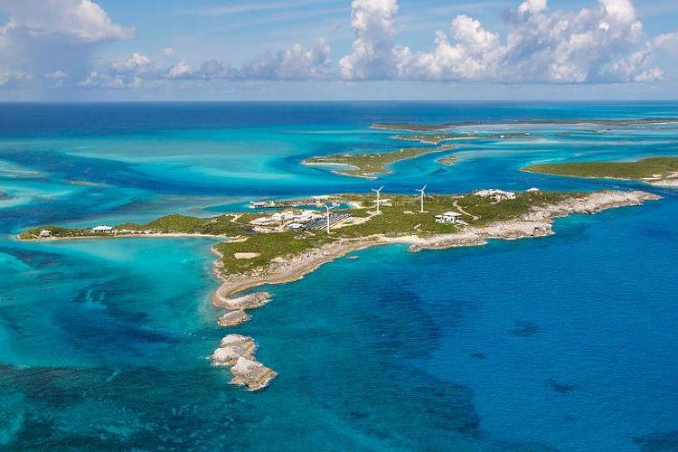 Cay Yonger Island