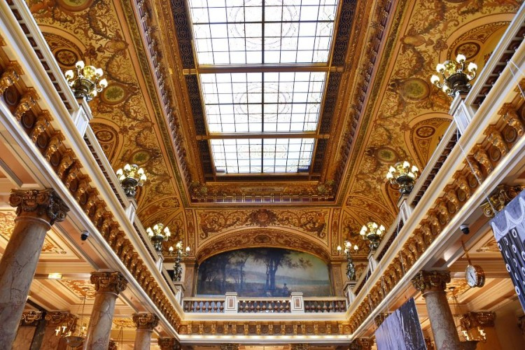 Casino Monte Carlo entrance