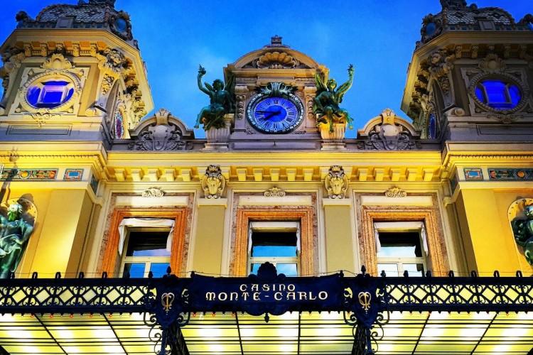 Casino Monte Carlo façade