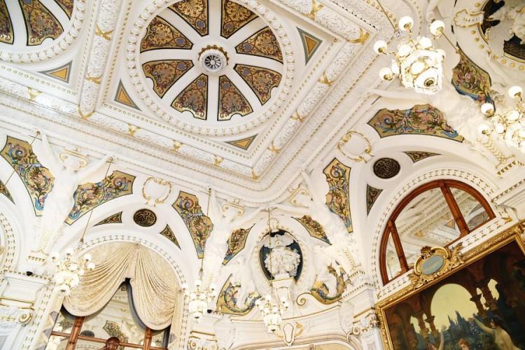 Casino Monaco Salle Blanche