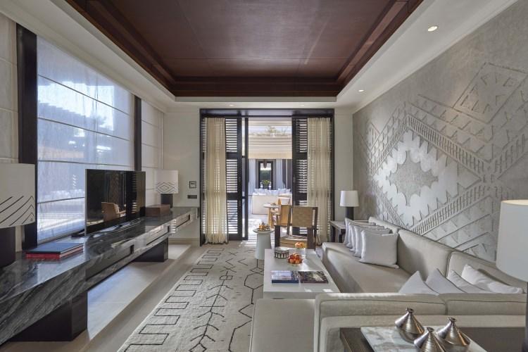 Mandarin oriental marrakech h tel de luxe marrakech maroc for Hotel design marrakech