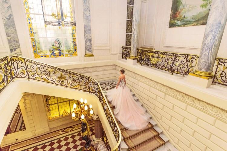 Wedding Shangri La Paris