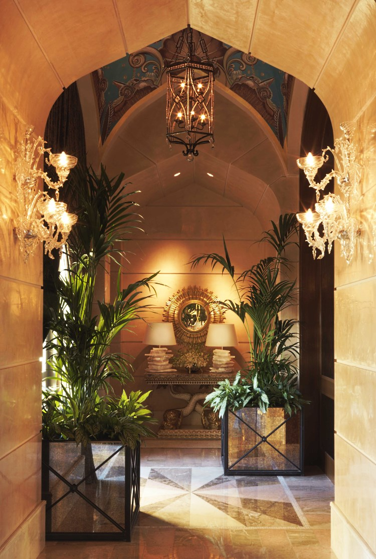 Atlantis The Palm - Royal Bridge Suite Entrance