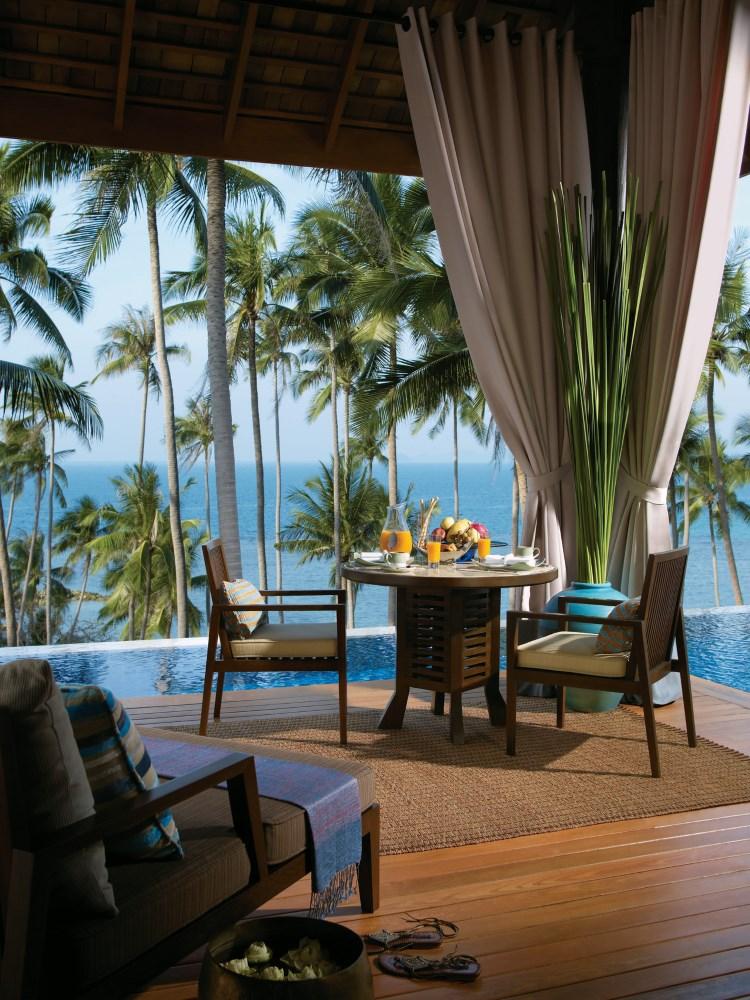 Four Seasons Resort Koh Samui - Petit déjeuner