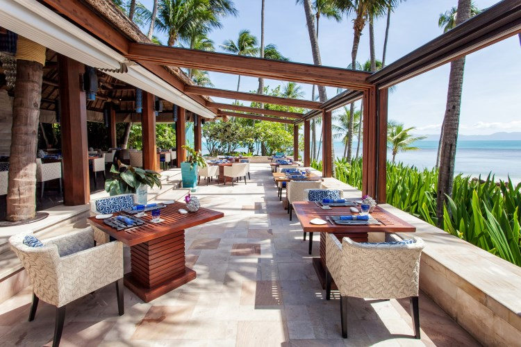 Four Seasons Resort Koh Samui - Le restaurant Pla Pla