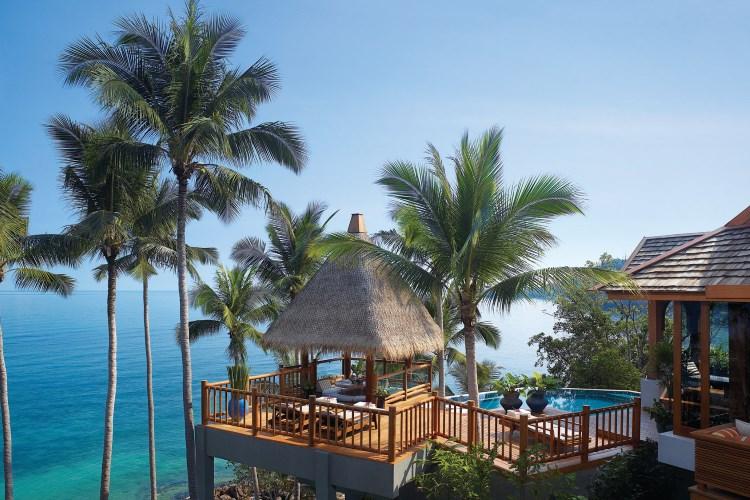 Four Seasons Resort Koh Samui - Villa avec vue sur l'océan