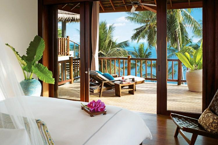 Four Seasons Resort Koh Samui - Chambre de la Résidence Villa