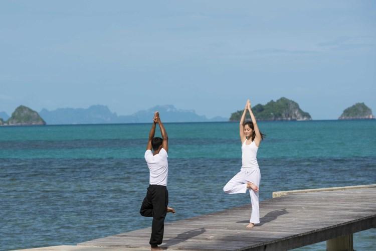 Intercontinental Koh Samui - Yoga