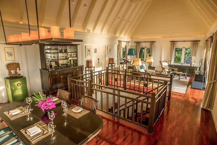 Intercontinental Samui - Villa deux chambres