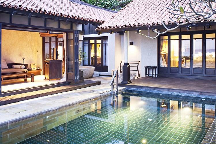 Le Méridien Koh Samui - Ocean Front Pool Villa