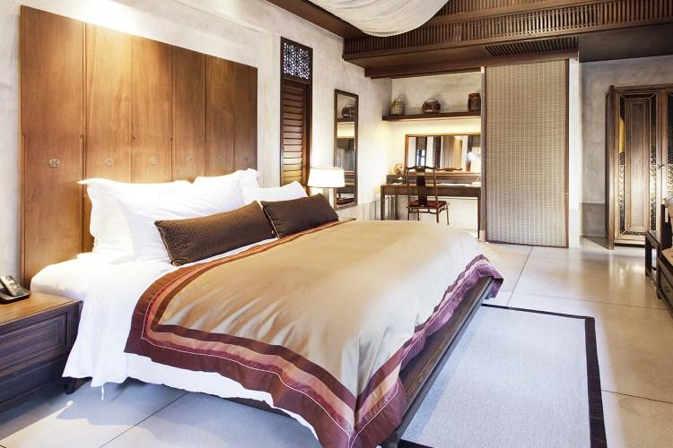 Le Méridien Koh Samui - Chambre de la Pavilion Pool Villa