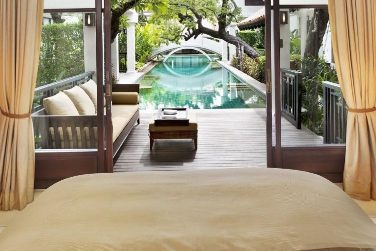 Le Méridien Koh Samui - Suite avec accès piscine