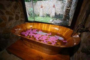 Salle de bains - Chambre Deluxe