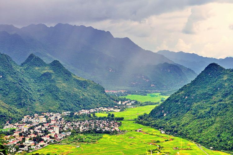 Image result for mai chau valley