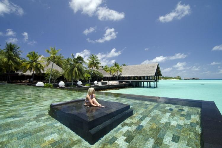 One&Only Reethi Rah Maldives - Infinity Pool