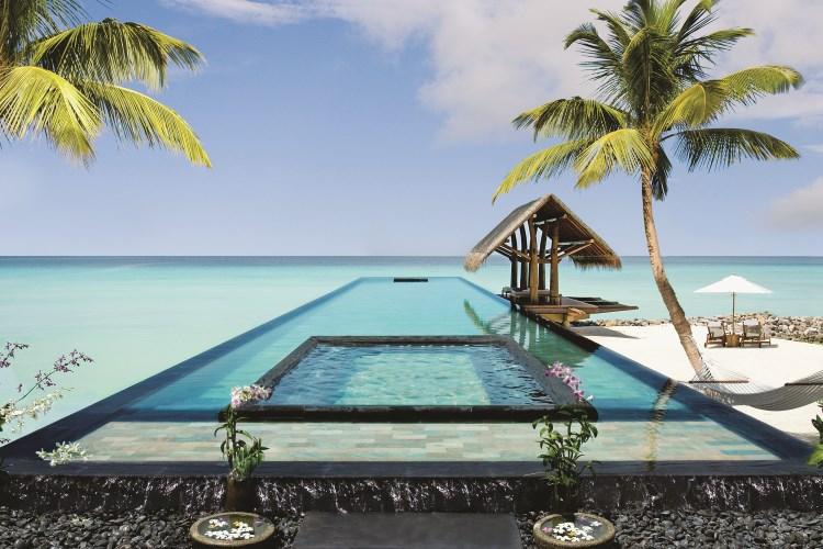 One&Only Reethi Rah Maldives - Main Lap Pool
