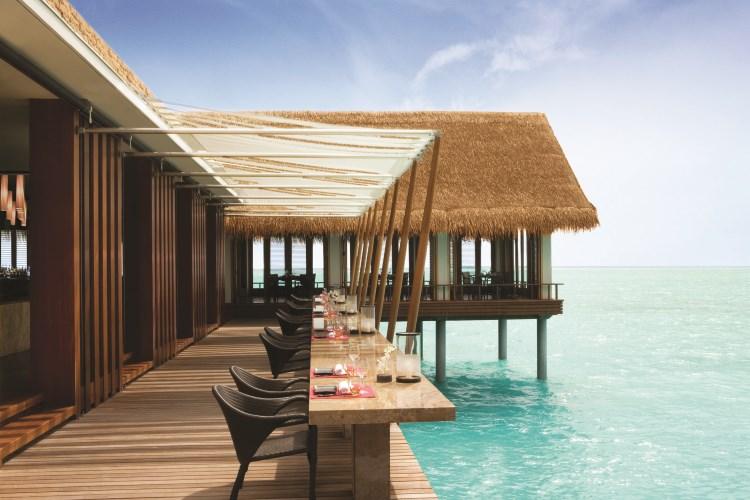 One&Only Reethi Rah Maldives - Tapasake Restaurant
